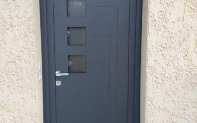 Porte d'entrée de la gamme Art&Fenêtres